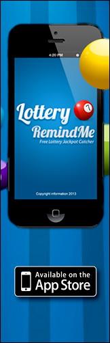 Lottery RemindMe - най-доброто приложение за iPhone!